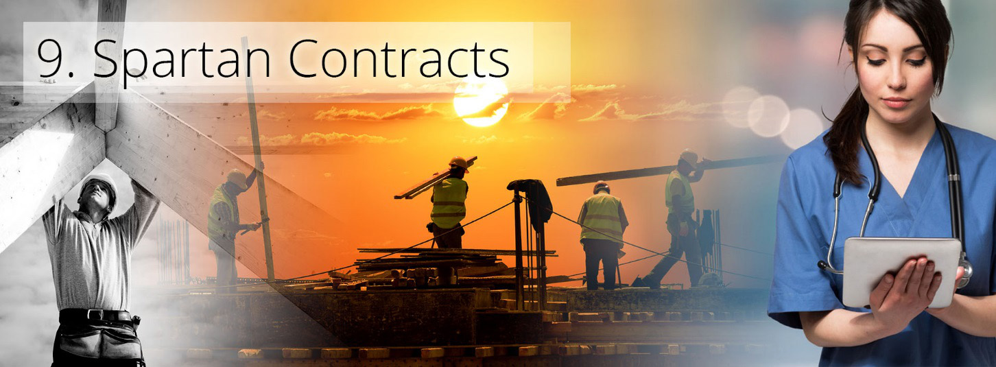 spartan contracts