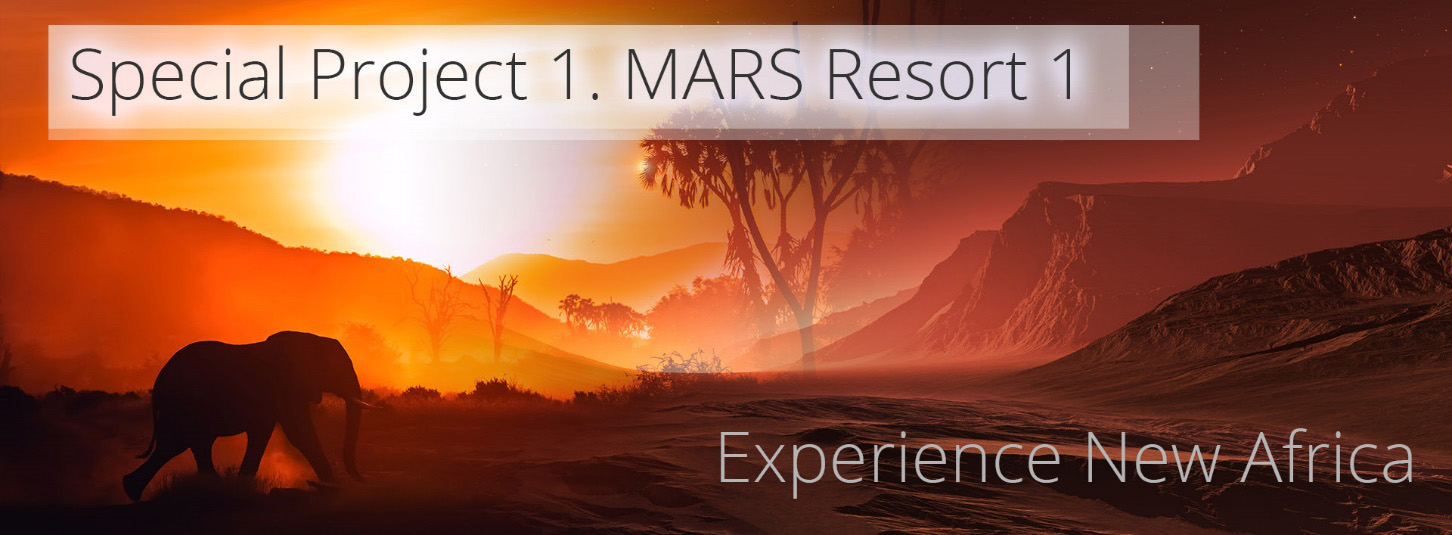 special project - mars resort - the theory of everything