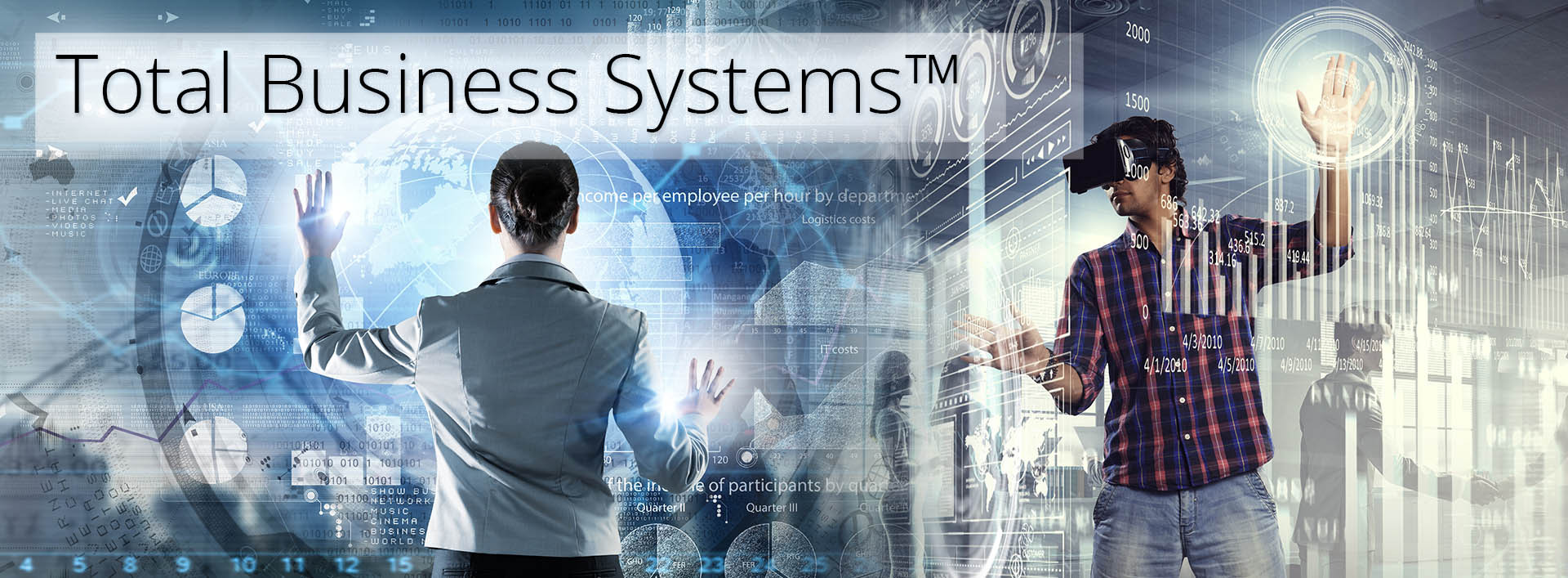 the total business systems