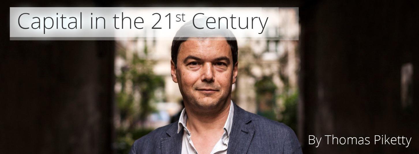 Capital in 21st Century - Thomas Piketty
