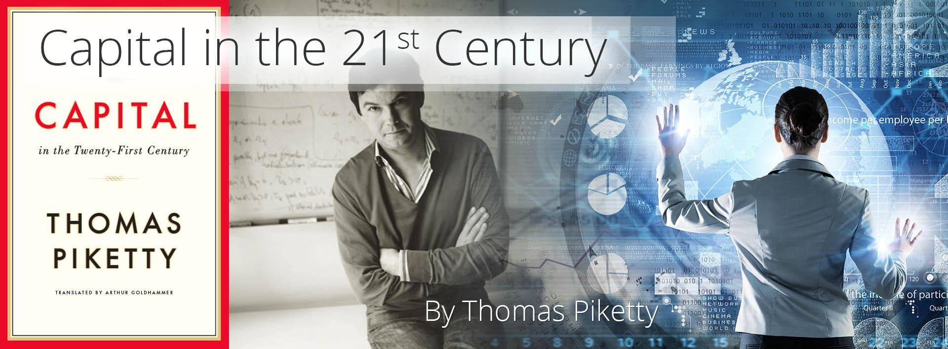 Capital in 21st Century