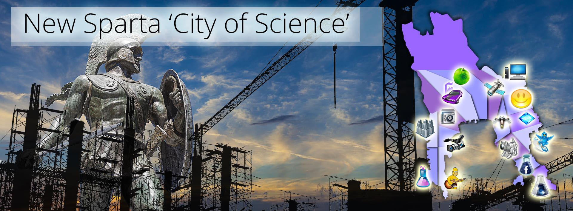 New Sparta City of Science