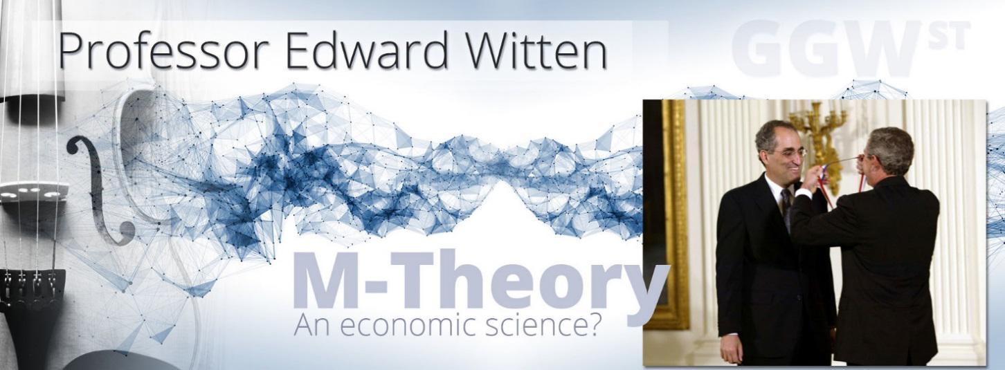 Professor Edward Witten
