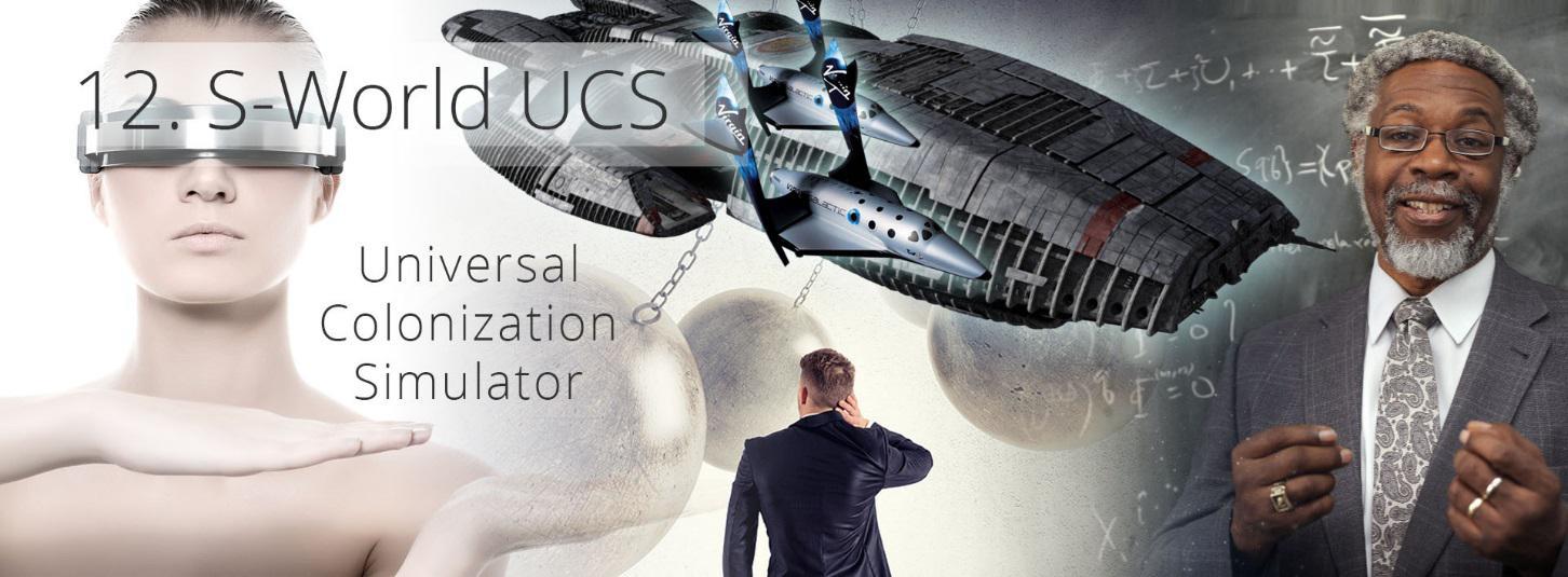 S-World UCS - Universal Colonization Stimulator