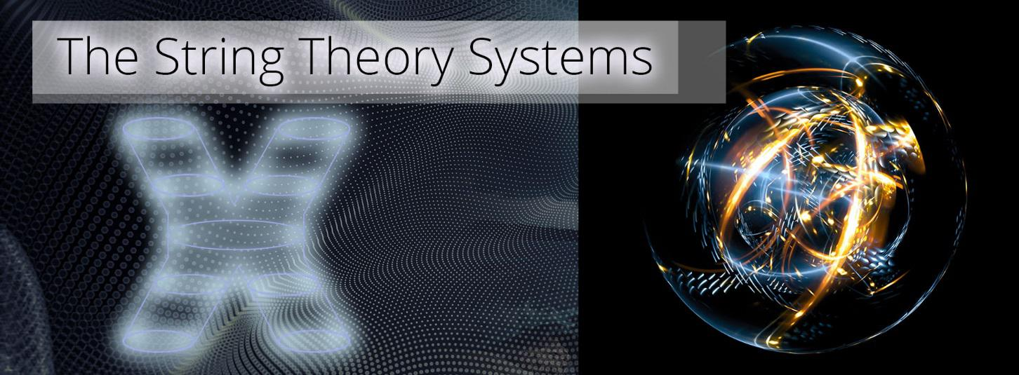 The String Theory Systems