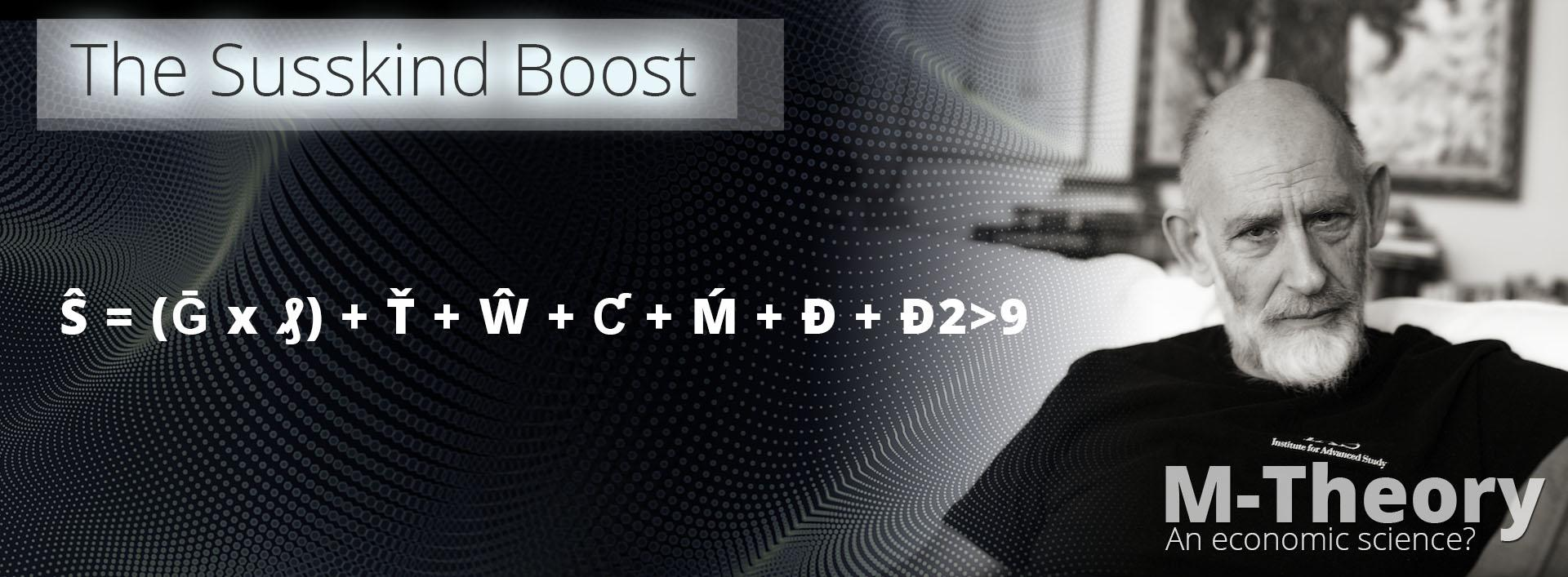 The Susskind Boost
